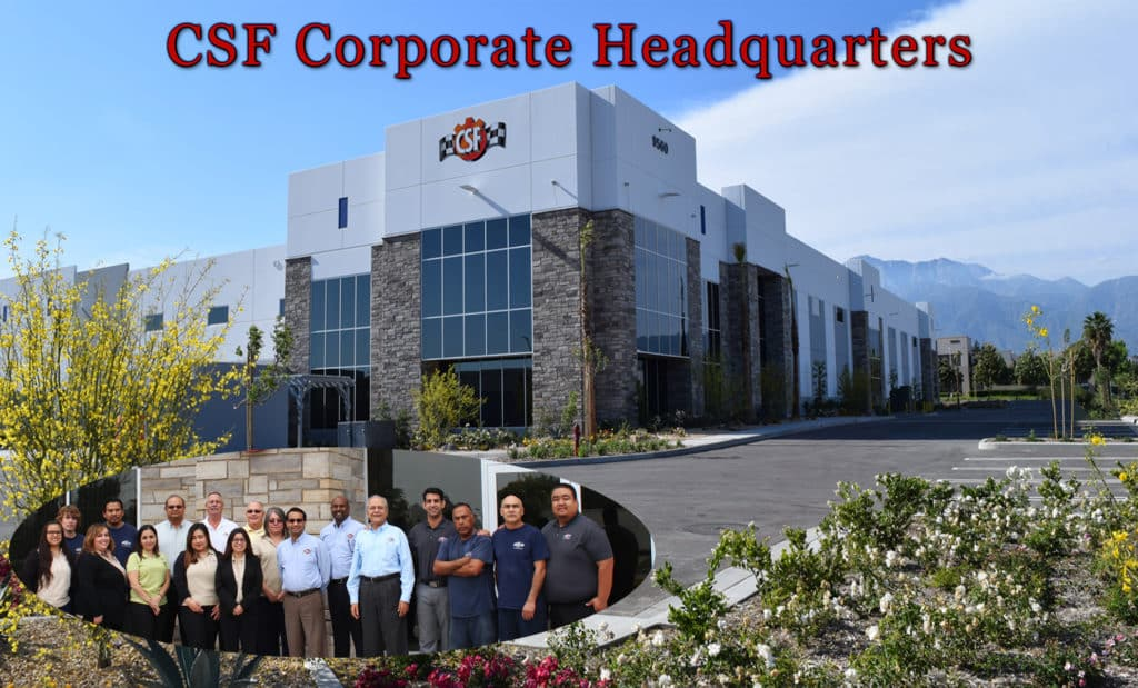 CSF Corporate Headquarters