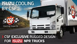 Isuzu Radiators