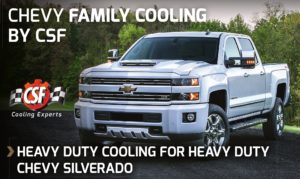 Chevy Heavy Duty Radiator