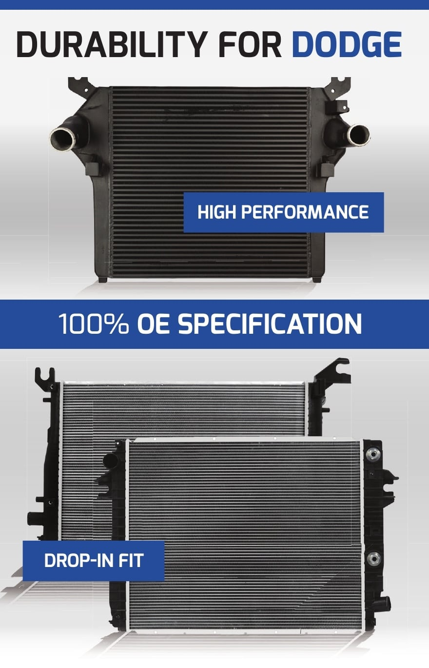 Dodge Heavy Duty Radiators