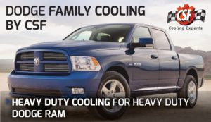 Dodge Heavy Duty Radiator
