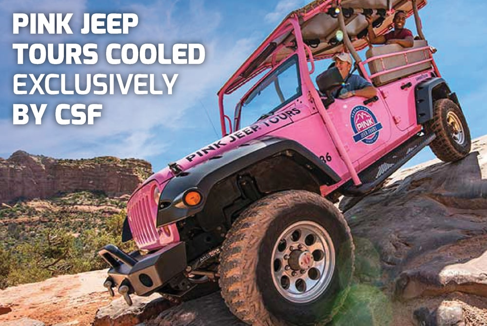 Best Jeep Cooling Solutions by CSF Radiators, the cooling