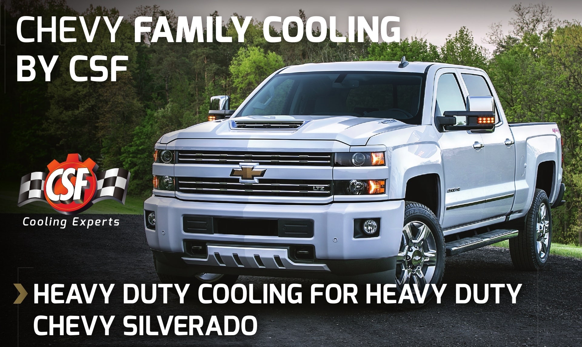 Chevrolet Truck Cooling